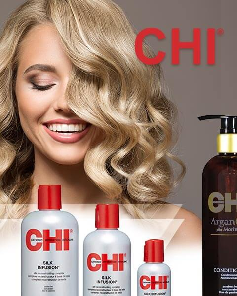 Chi Farouk hair products