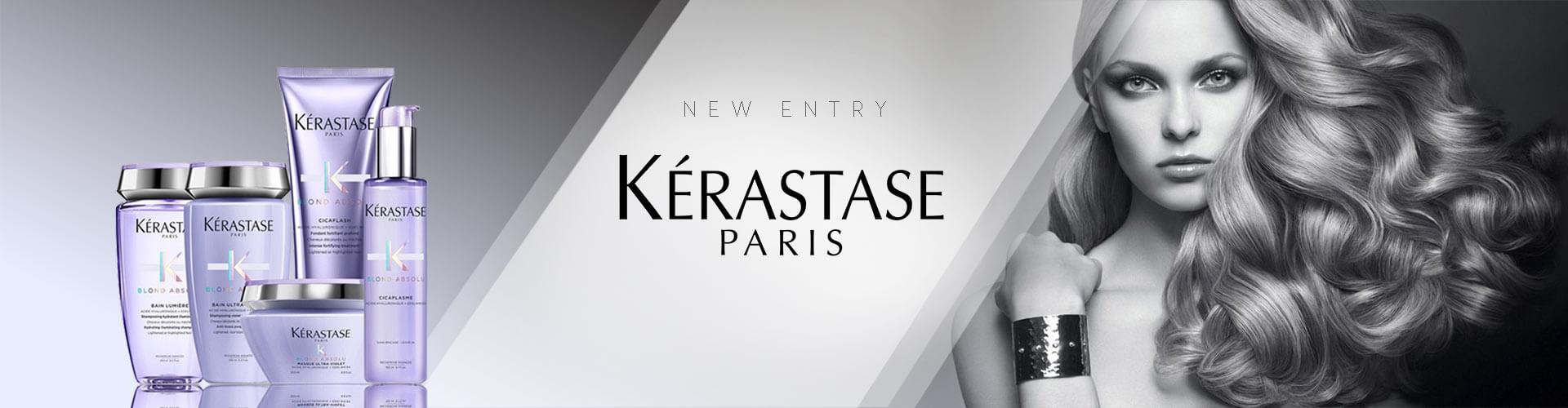 Kerastase hair products