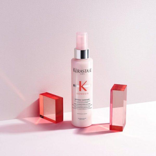 Θερμοπροστασία μαλλιών κερασταζ