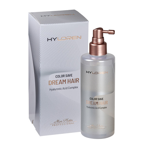 Hyloren color save σπραυ για απαλά μαλλιά με χρώμα