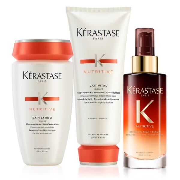 Kerastase set προσφορά nutritive για ξηρά μαλλια