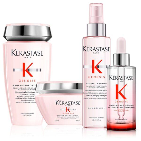 Set Kerastase Genesis για τριχόπτωση σε εύθραυστα μαλκιά