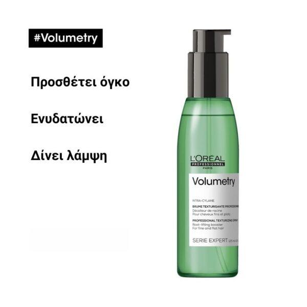 Volumetry spray
