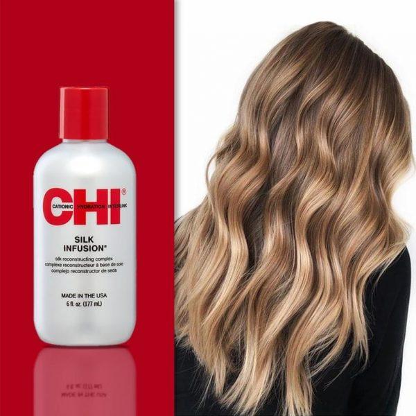 Μετάξι μαλλιών για ενυδάτωση σε ξηρά μαλλια